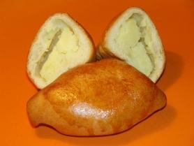 Маленький фуршетный пирожок с картошкой
