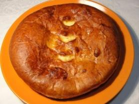 Постный пирог с картофелем 0,6кг