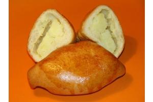 Маленький пирожок с картошкой