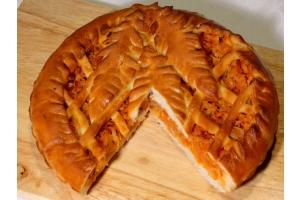 Русский пирог с Капустой 0,6 кг